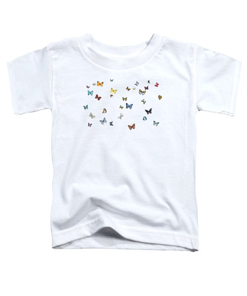 Delphine Toddler T-Shirt by Amy Kirkpatrick