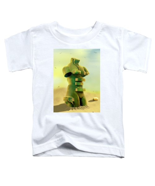 Drawers 2 Toddler T-Shirt by Mike McGlothlen