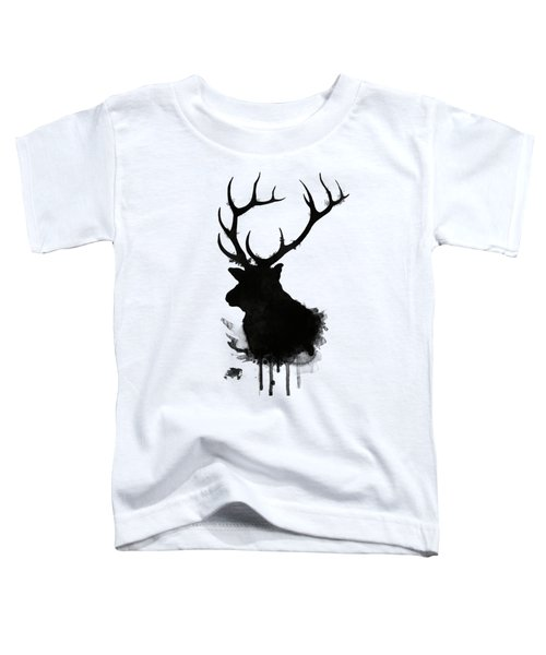 Elk Toddler T-Shirt by Nicklas Gustafsson