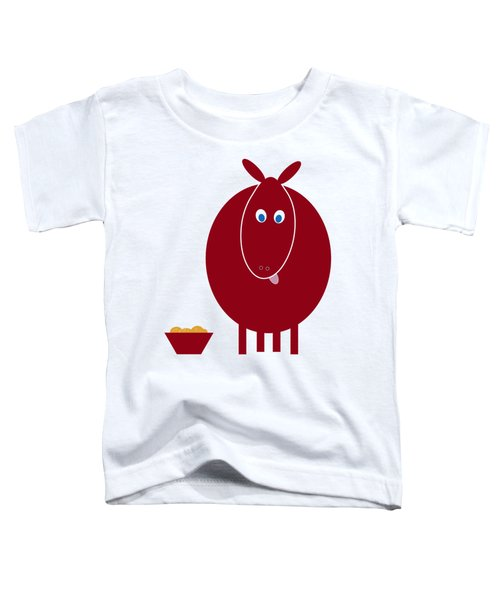 Enjoy Responsibly Toddler T-Shirt by Frank Tschakert