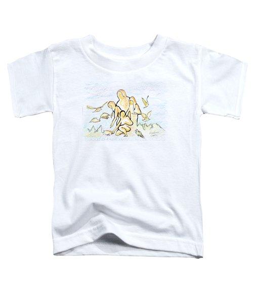 Family. 17 Murch, 2014 Toddler T-Shirt by Tatiana Chernyavskaya
