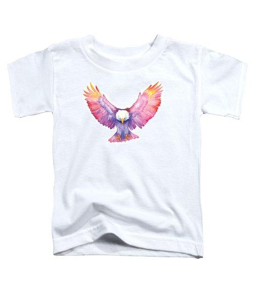 Healing Wings Toddler T-Shirt by Cindy Elsharouni