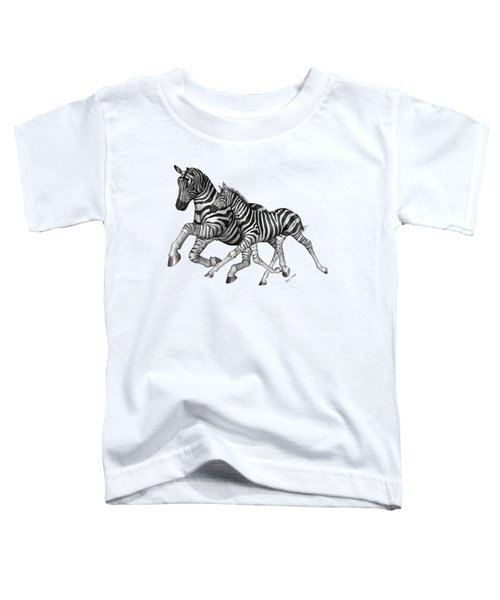 I Will Take You Home Toddler T-Shirt by Betsy Knapp
