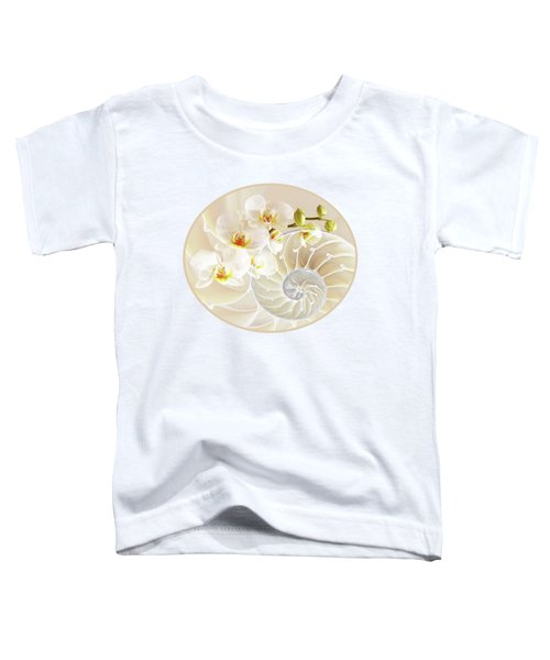 Intimate Fusion Toddler T-Shirt by Gill Billington