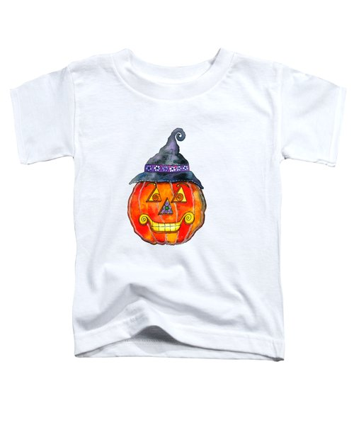 Jack Toddler T-Shirt by Shelley Wallace Ylst