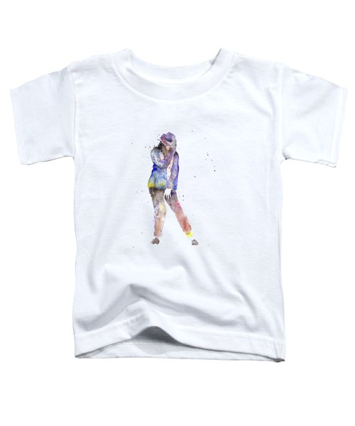 Jackson  Toddler T-Shirt by Salome Mikaberidze