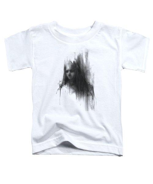 Like A Girl II Toddler T-Shirt by Bruno M Carlos