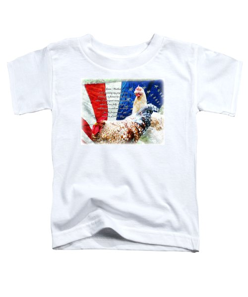 Madison's Farm Toddler T-Shirt by Anita Faye