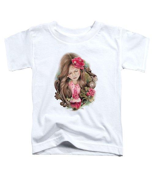 Make A Wish  Toddler T-Shirt by Sheena Pike