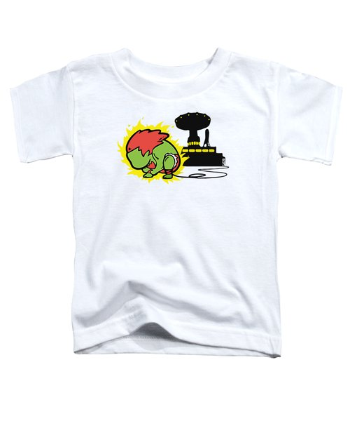 Monster Toddler T-Shirt by Opoble Opoble