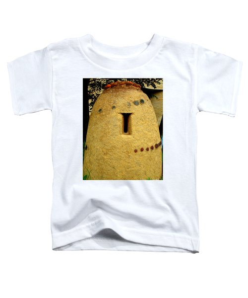 National Museum Of The American Indian 4 Toddler T-Shirt by Randall Weidner