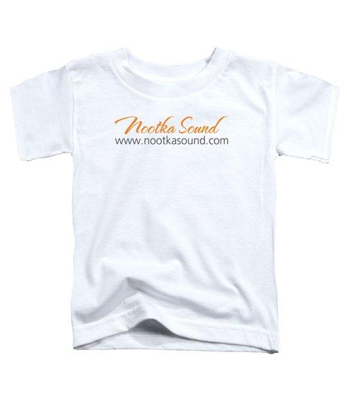 Nootka Sound Logo #12 Toddler T-Shirt by Nootka Sound