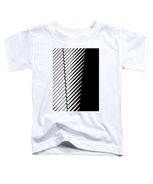 Oculus No. 3-1 Toddler T-Shirt by Sandy Taylor