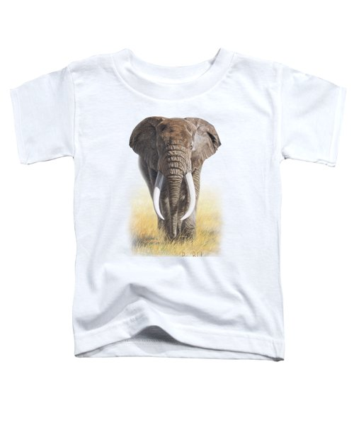 Power Of Nature Toddler T-Shirt by Lucie Bilodeau