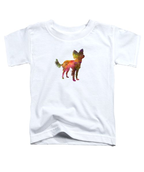 Russian Toy 02 In Watercolor Toddler T-Shirt by Pablo Romero