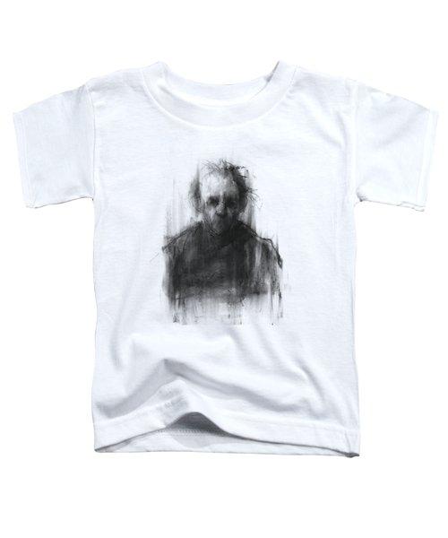 Simple Man II Toddler T-Shirt by Bruno M Carlos