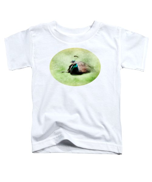 Sophisticated  Toddler T-Shirt by Anita Faye