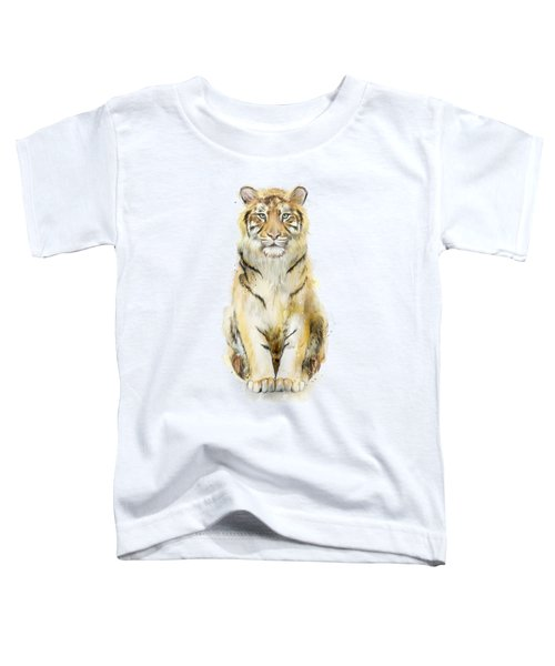 Sound Toddler T-Shirt by Amy Hamilton