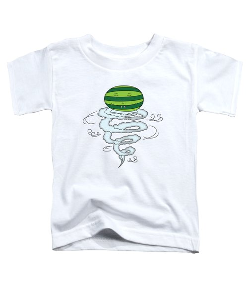 T H E . E L E M E L O N S ______________ A I R M E L O N Toddler T-Shirt by H U M E A I M A R T
