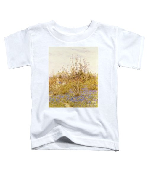 The Cuckoo Toddler T-Shirt by Helen Allingham