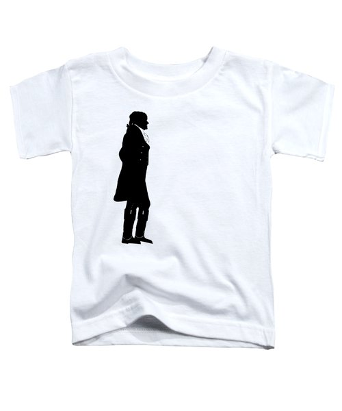 The Jefferson Toddler T-Shirt by War Is Hell Store