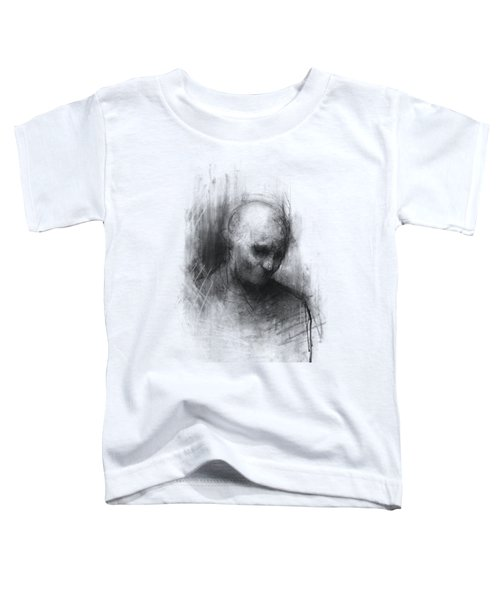 Thinker II Toddler T-Shirt by Bruno M Carlos
