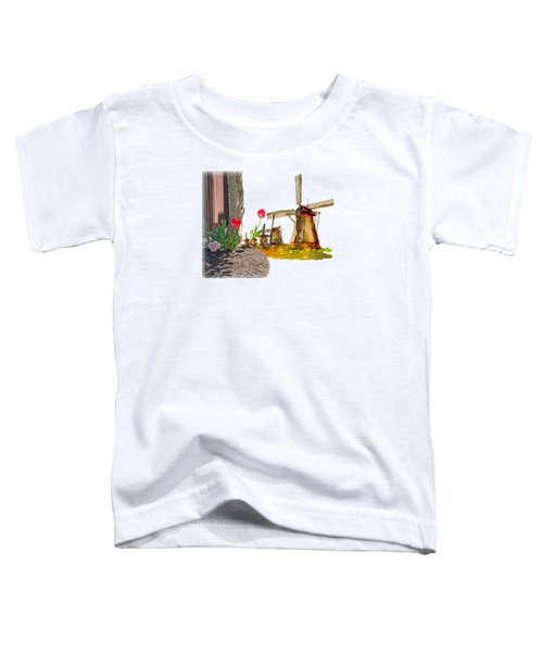 Thinkin Bout Home Toddler T-Shirt by Larry Bishop