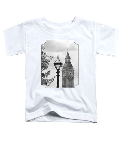 Time For Lunch Toddler T-Shirt by Gill Billington