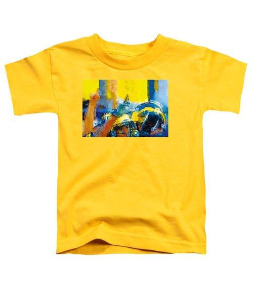 Always Number One Toddler T-Shirt by John Farr