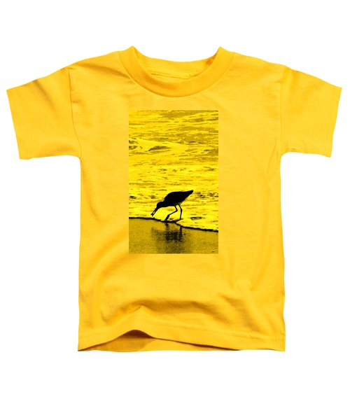 This Beach Belongs To Me Toddler T-Shirt by Ian  MacDonald