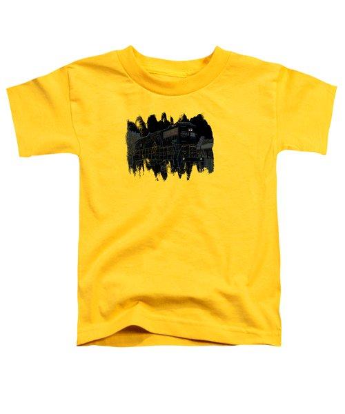 2083 Toddler T-Shirt by Thom Zehrfeld