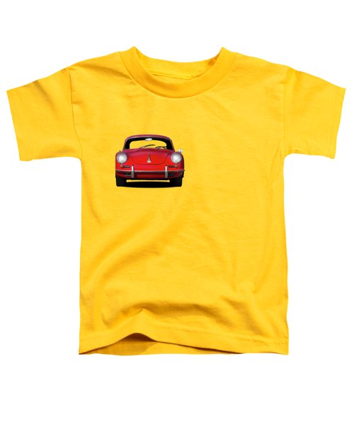 Porsche 356 Toddler T-Shirt by Mark Rogan