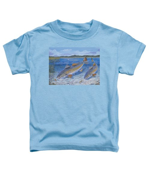 Red Creek In0010 Toddler T-Shirt by Carey Chen