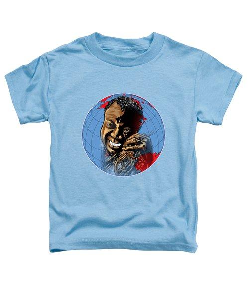 Louis. Toddler T-Shirt by Andrzej Szczerski