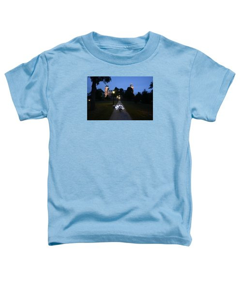 University Of Arkansas Toddler T-Shirt by Chris  Look