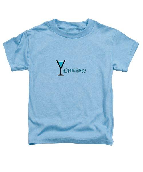 Cheers Toddler T-Shirt by Bill Owen