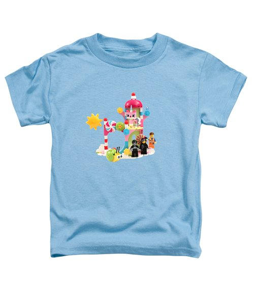 Cloud Cuckoo Land Toddler T-Shirt by Snappy Brick Photos