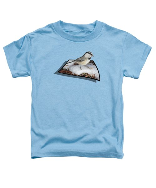 Cold Feet Toddler T-Shirt by Shane Bechler