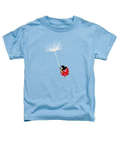 Hold On Toddler T-Shirt by Brigitte Carre