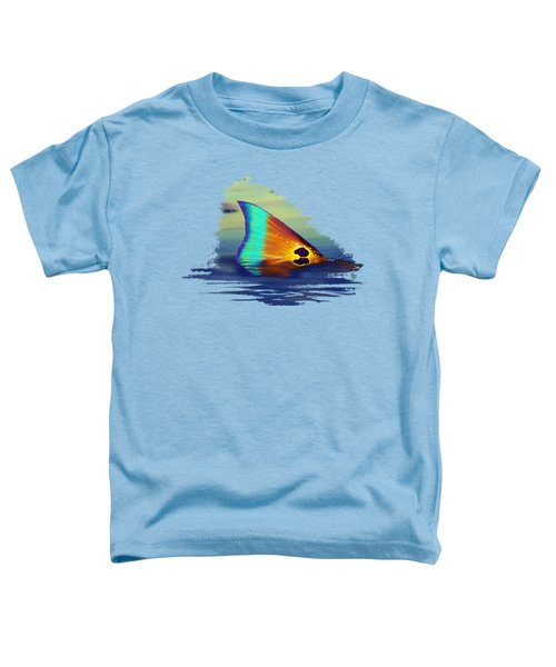 Morning Stroll Toddler T-Shirt by Kevin Putman