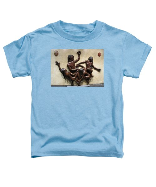 National Museum Of The American Indian 6 Toddler T-Shirt by Randall Weidner