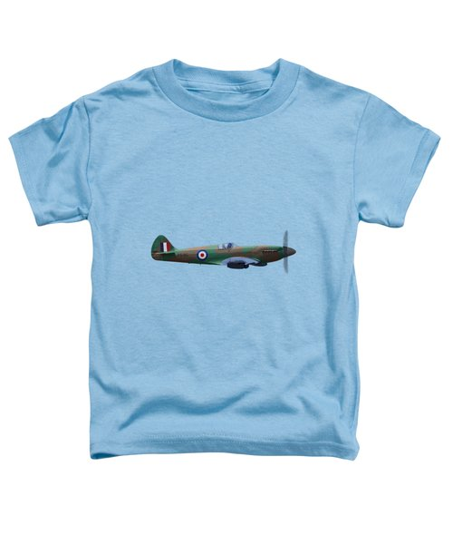 Spitfire Toddler T-Shirt by Rob Lester Wirral