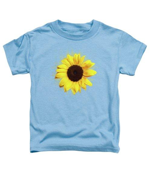 Sunlover Toddler T-Shirt by Gill Billington