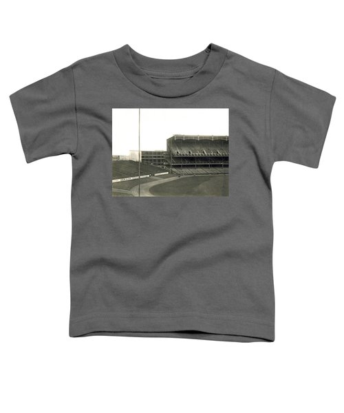 1923 Yankee Stadium Toddler T-Shirt by Underwood Archives