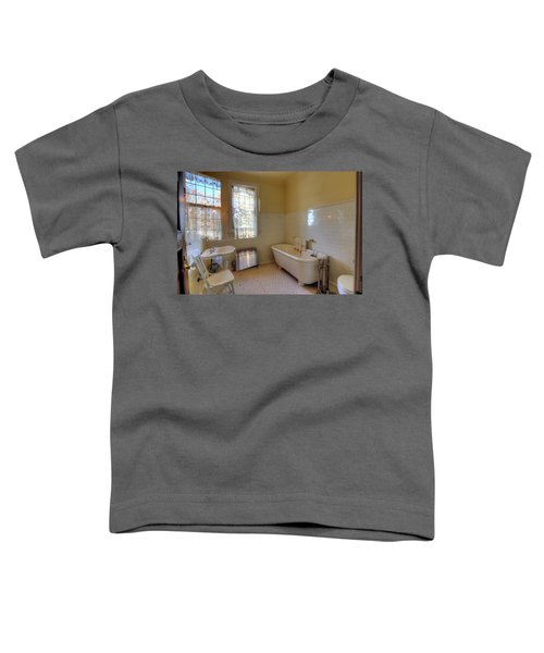 Glensheen Mansion Duluth Toddler T-Shirt by Amanda Stadther