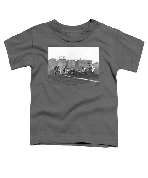 Bears Are 1933 Nfl Champions Toddler T-Shirt by Underwood Archives