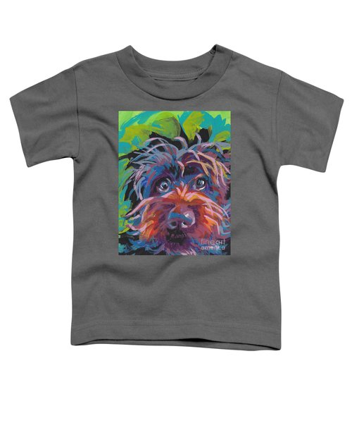 Bedhead Griff Toddler T-Shirt by Lea S