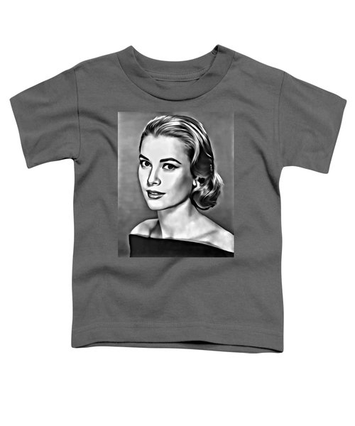 Grace Toddler T-Shirt by Florian Rodarte