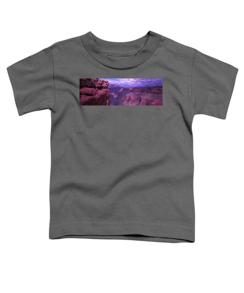 Grand Canyon, Arizona, Usa Toddler T-Shirt by Panoramic Images