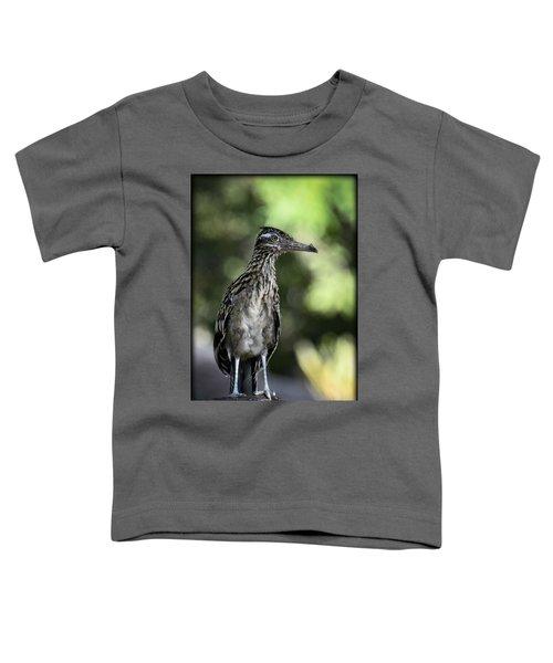 Greater Roadrunner  Toddler T-Shirt by Saija  Lehtonen